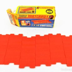 Coches a escala: MATCHBOX TA 00 6 TRACK JOINERS. Lote 139274385