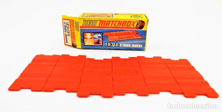 Coches a escala: Matchbox TA 00 6 Track Joiners - Foto 2 - 139274385