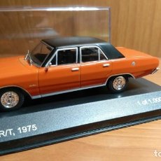 Coches a escala: DODGE CHARGER R/T 1975, EDICION LIMITADA, WITHEBOX, ESCALA 1:43, NUEVO. Lote 130483362