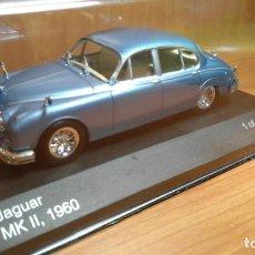 Coches a escala: JAGUAR MK II ,1960 EDICION LIMITADA, 1:43, WHITEBOX, NUEVO . Lote 130501806