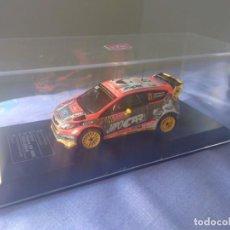 Coches a escala: FORD FIESTA WRC RALLY MONTE CARLO. Lote 131273395