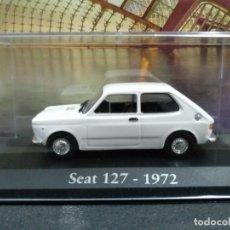 Coches a escala: SEAT 127 1972 IXO SALVAT, 1/43, NUEVO . Lote 131739410