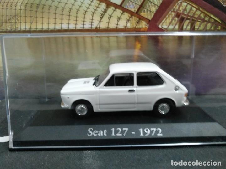 Coches a escala: SEAT 127 1972 IXO SALVAT, 1/43, NUEVO - Foto 2 - 131739410