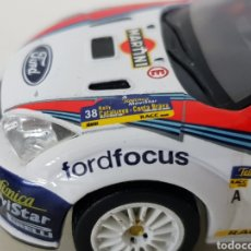 Coches a escala: FORD FOCUS WRC 2002 CARLOS SAINZ 1/43 RALLY CATALUNYA COSTA BRAVA. Lote 131994369