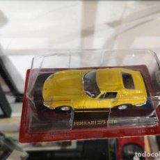 Coches a escala: FERRARI 275 GTB 1:24 PRECINTADO.. Lote 132158090