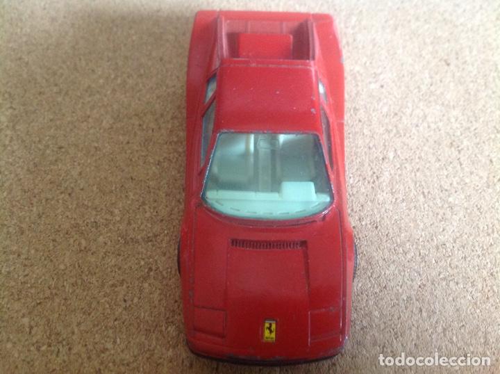 Coches a escala: Coche metal Ferrari Testarossa Burago 1/43 - Foto 3 - 132379162