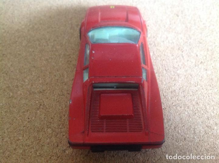 Coches a escala: Coche metal Ferrari Testarossa Burago 1/43 - Foto 4 - 132379162