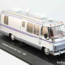 Model Cars - Caravana L'Airstrea Excella 280 Turbo de 1981 1/43 - 132811402