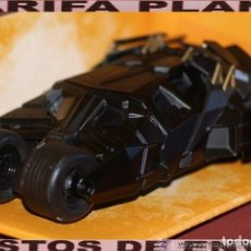 Coches a escala: COCHE BATMAN BATMOBILE THE DARK NIGHT APROX ESCALA 1:43 DE JADA EN CAJA. Lote 133032078