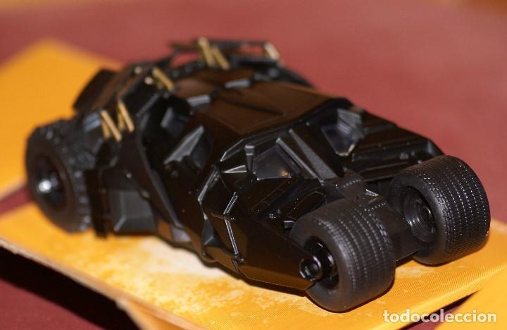 Coches a escala: COCHE BATMAN BATMOBILE THE DARK NIGHT APROX ESCALA 1:43 DE JADA EN caja - Foto 6 - 133032078