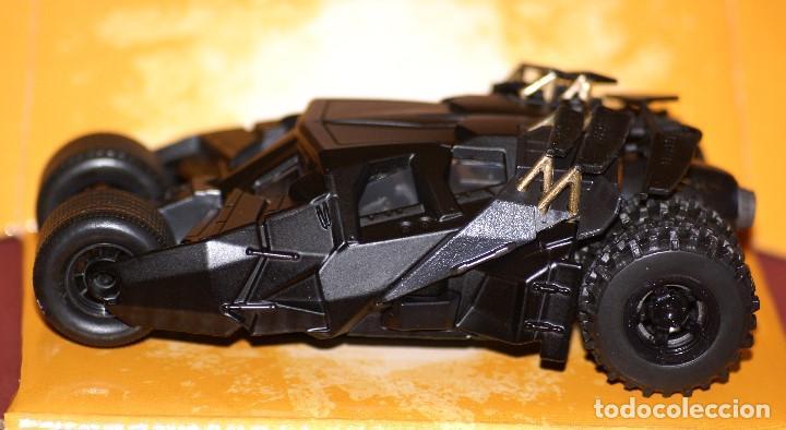 Coches a escala: COCHE BATMAN BATMOBILE THE DARK NIGHT APROX ESCALA 1:43 DE JADA EN caja - Foto 7 - 133032078