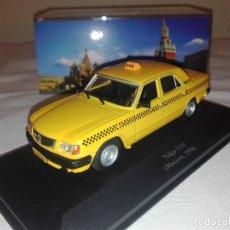 Coches a escala: VOLGA 3110 TAXI DE MOSCU. Lote 133609634