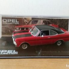 Coches a escala: OPEL COMMODORE COUPE 1:43. Lote 133719142