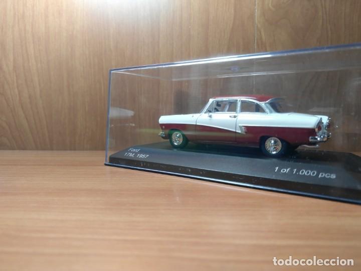 Coches a escala: FORD 17M, DE 1957, WHITEBOX, NUEVO, 1/43 SERIE LIMITADA. - Foto 6 - 133864750