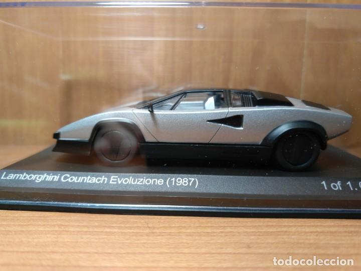 Lamborghini Countach Evoluzione 1987 1 43 De Comprar Coches A