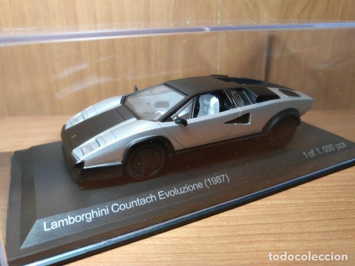 Lamborghini Countach Evoluzione 1987 1 43 De Buy Model Cars At