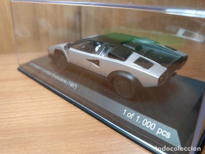 Lamborghini Countach Evoluzione 1987 1 43 De Kaufen Modellautos