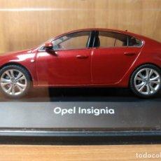 Coches a escala: OPEL INSIGNIA MKI 2008. DE SCHUCCO, 1/43, NUEVO. Lote 133977418
