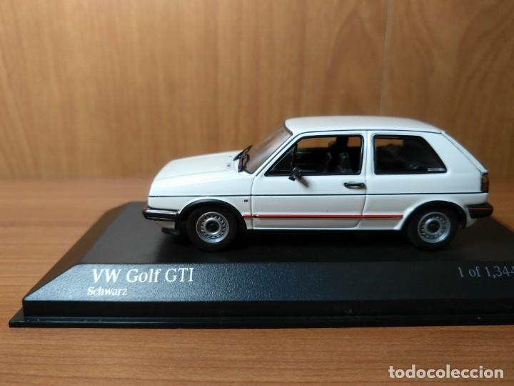 Coches a escala: VOLKSWAGEN GOLF GTI, 1985,, 1/43, de MINICHAMPS, NUEVO - Foto 8 - 133977946