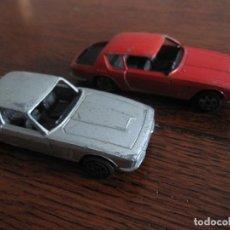 Modellautos - 2 COCHES POLITOYS EXPORT ITALIA. JENSEN COUPE VIGNALE - 134237046