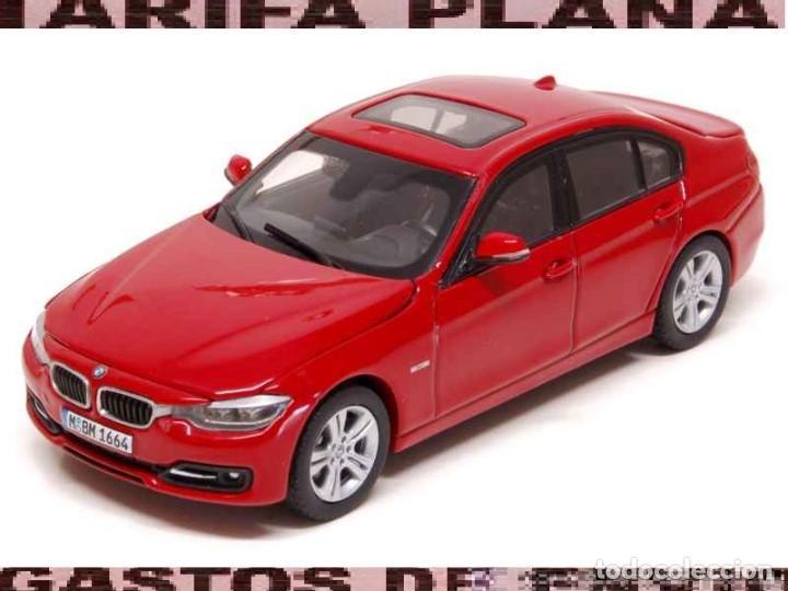 Bmw 3 Series F30 Limousine Red Paragon Escala 1 43 En Su Caja