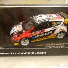 Coches a escala: FORD FIESTA WRC RALLY MONTE CARLO. Lote 148246937