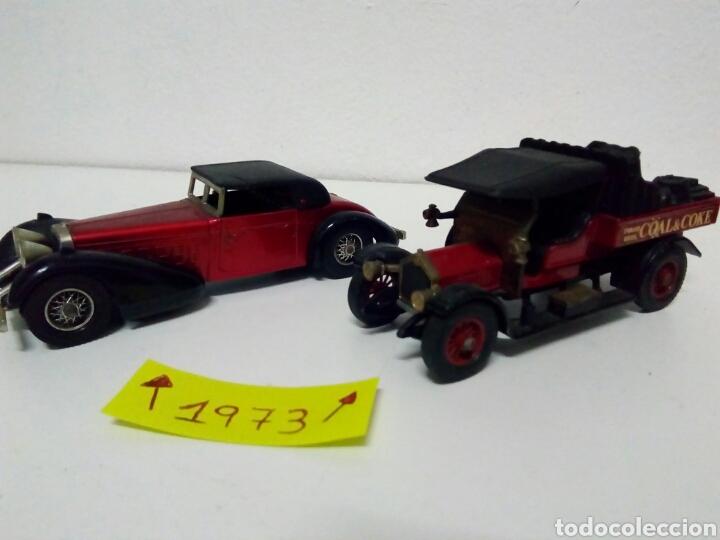 Coches a escala: Lote 6 coches Matchbox 1/43 muy antiguos - Foto 4 - 134815562
