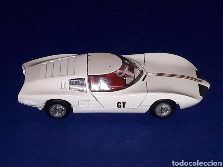 Coches a escala: Chevrolet Corvair Monza GT ref. 930, metal esc. 1/43, Tekno made in Denmark, original años 60 - Foto 7 - 134875142