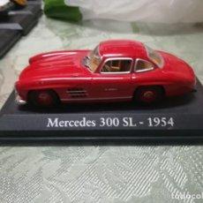 Coches a escala: MERCEDES 300SL 1954 ESCALA 1:43 ALTAYA MIREN FOTOS . Lote 135053846