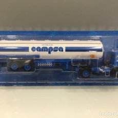 Model Cars - Camión PEGASO 1231 T CAMPSA (1982). Escala 1/43 - 135838826