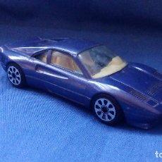 Coches a escala - FERRARI GTO - BURAGO - ESCALA 1/43 - 136371370