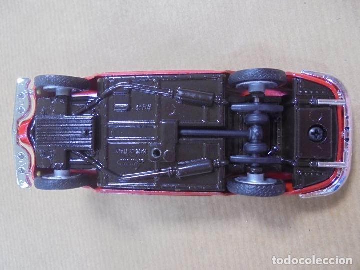 Coches a escala: ANTIGUO COCHE DE METAL. BRUMM. MADE IN ITALY. 9.5 CM. 70 GRAMOS - Foto 6 - 136443034