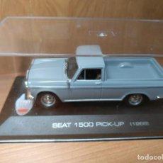 Coches a escala: SEAT 1500 PICK UP , 1968, IXO ALTAYA , 1/43, NUEVO . Lote 136521142