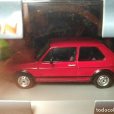 Coches a escala: VOLKSWAGEN GOLF GTI MKI, ROJO, GTI COLLECTION , 1/43 NUEVO . Lote 136522810