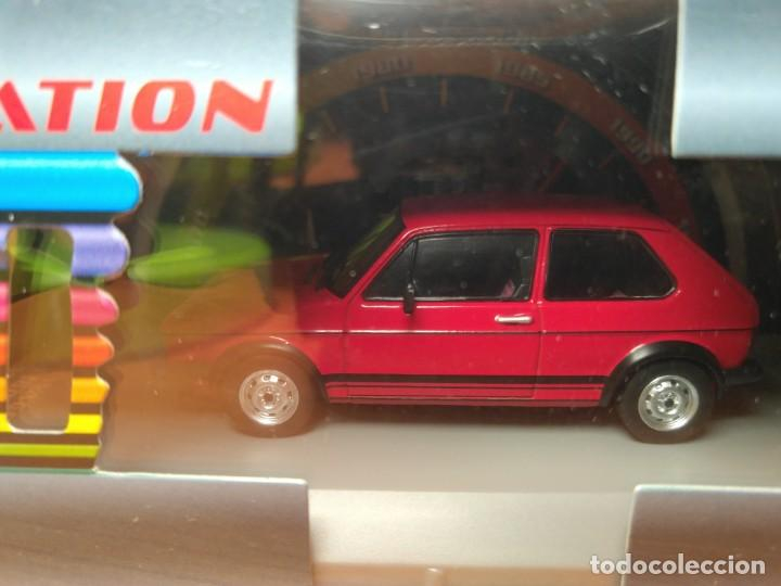 Coches a escala: VOLKSWAGEN GOLF GTI MKI, ROJO, GTI COLLECTION , 1/43 NUEVO - Foto 3 - 136522810