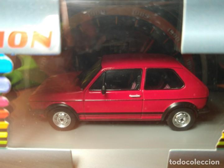 Coches a escala: VOLKSWAGEN GOLF GTI MKI, ROJO, GTI COLLECTION , 1/43 NUEVO - Foto 4 - 136522810