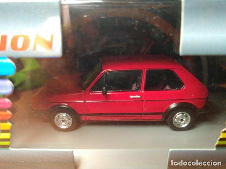 Coches a escala: VOLKSWAGEN GOLF GTI MKI, ROJO, GTI COLLECTION , 1/43 NUEVO - Foto 5 - 136522810