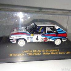 Coches a escala: LANCIA DELTA INTEGRALE WRC 1/43. Lote 177778402