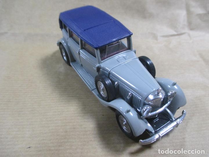 ANTIGUO COCHE DE METAL. MERCEDES BENZ 1931 TYPE 770. MADE IN CHINA. MODELS OF YESTERYEARS. MATCHBOX (Juguetes - Coches a Escala 1:43 Otras Marcas)