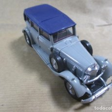 Coches a escala: ANTIGUO COCHE DE METAL. MERCEDES BENZ 1931 TYPE 770. MADE IN CHINA. MODELS OF YESTERYEARS. MATCHBOX. Lote 136666346
