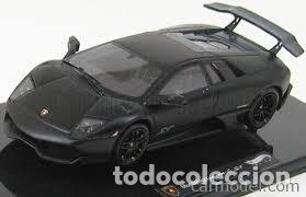 Hot Wheels Serie Elite Lamborghini Murcielago Buy Model Cars At