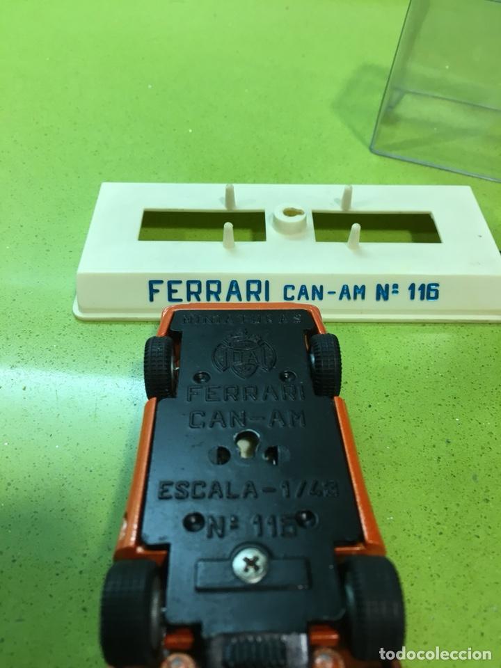 Coches a escala: Ferrari can-am 1:43 - Foto 6 - 137174726