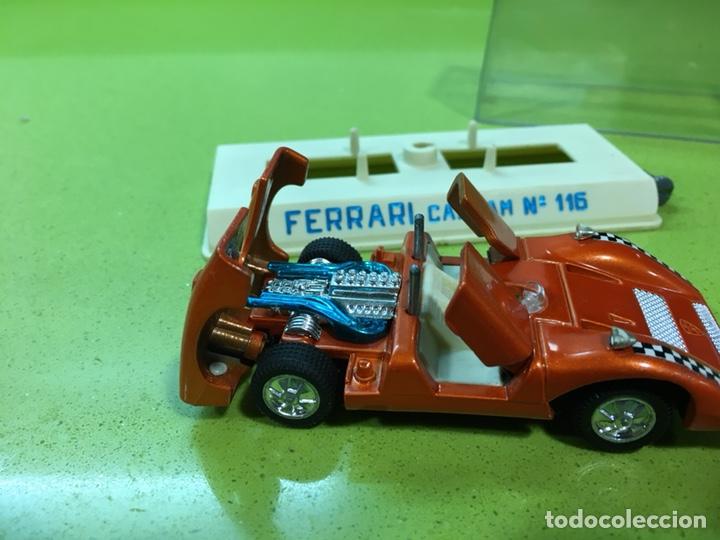Coches a escala: Ferrari can-am 1:43 - Foto 7 - 137174726