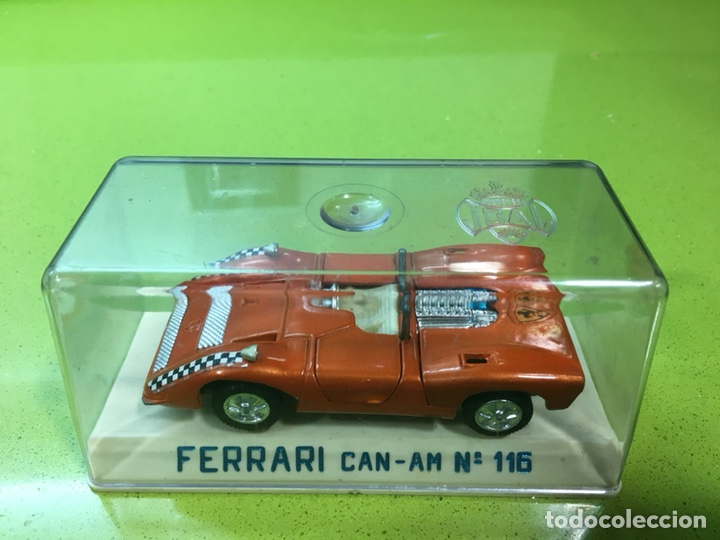 Coches a escala: Ferrari can-am 1:43 - Foto 9 - 137174726