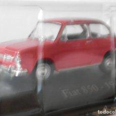 Coches a escala: SEAT-FIAT 850 - 1967-1/43. Lote 137747986