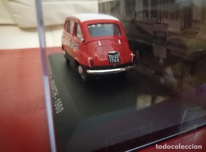 Coches a escala: FIAT 750 MULTIPLA - ABARTH. 1960. 1:43 - Foto 3 - 195347075