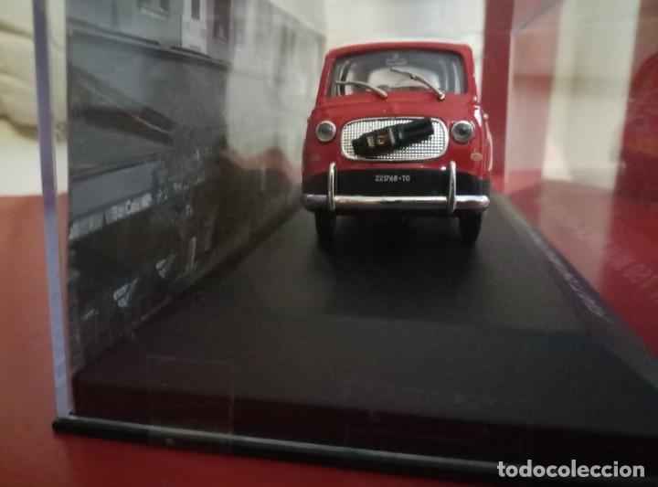 Coches a escala: FIAT 750 MULTIPLA - ABARTH. 1960. 1:43 - Foto 4 - 195347075