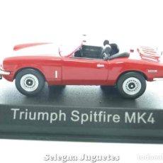 Coches a escala: TRIUMPH SPITFIRE MK4 1/43 NOREV. Lote 137952733