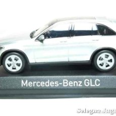 Coches a escala: MERCEDES BENZ GLC 2015 ESCALA 1/43 NOREV. Lote 137952809