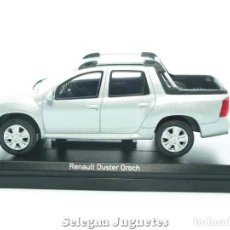 Coches a escala: RENAULT DUSTER OROCH 1/43 NOREV. Lote 137953002